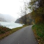 Wunderschöner Donauradweg